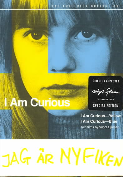 I AM CURIOUS ... BY SJOMAN,VILGOT (DVD)