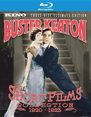 BUSTER KEATON:SHORT FILMS COLLECTION BY KEATON,BUSTER (Blu-Ray)