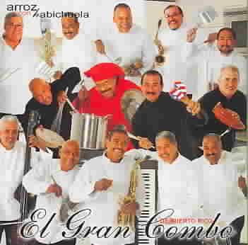 ARROZ CON HABICHUELA BY EL GRAN COMBO DE PUE (CD)